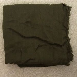 Army Green Infinity Scarf